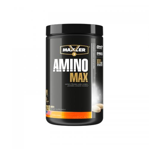 Аминокислотный комплекс Amino Max Hydrolysate Maxler (240 таблеток)