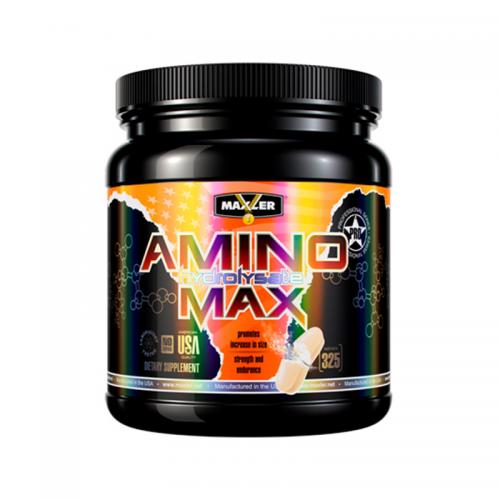 Аминокислотный комплекс Amino Max Hydrolysate Maxler (325 таблеток)