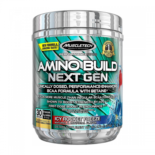 Аминокислоты Amino Build Next Gen Muscletech (276 г)