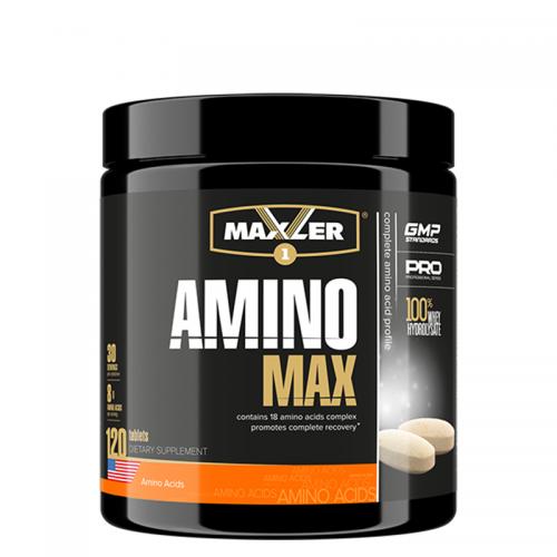 Аминокислотный комплекс Amino Max Hydrolysate Maxler (120 таблеток)