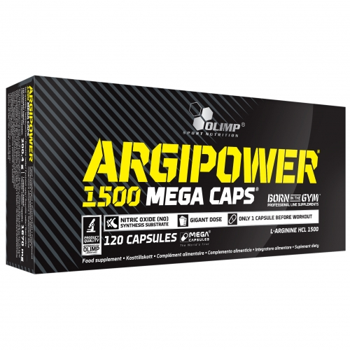 ArgiPower 120 caps Olimp