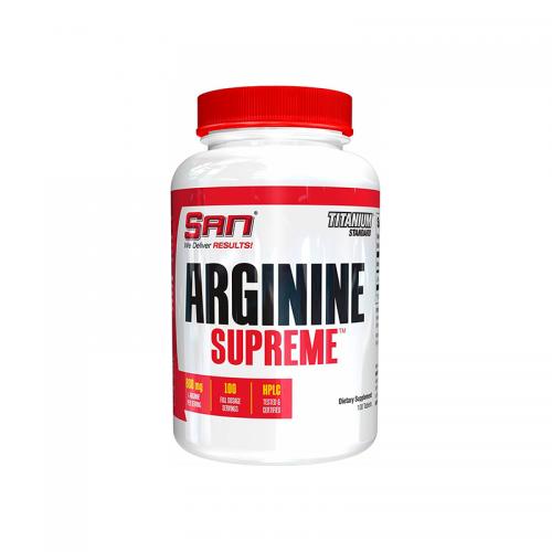 Аргинин Supreme Arginine SAN (100 таблеток)