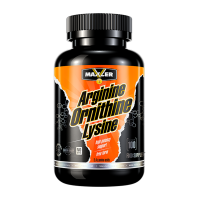 Аминокислоты Arginine-Ornithine-Lysine Maxler (100 капсул)
