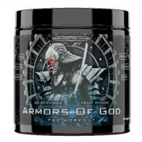Предтрен Armors of God Regeneration Pharm (30 порций)