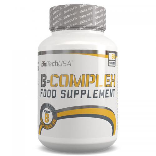 Витамины B-complex Biotech (60 таблеток)