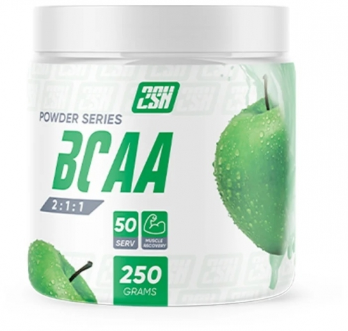 BCAA 2:1:1  2SN powder (250 гр)