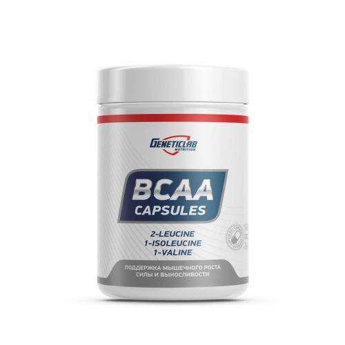 BCAA 2:1:1 (60 кап) Geneticlab
