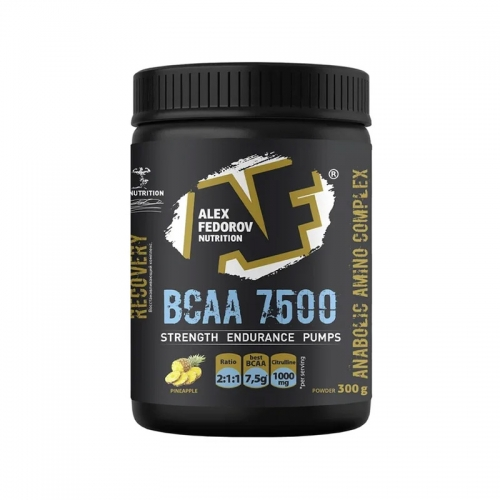 BCAA 7500 Alex Fedorov Nutrition (300 г)