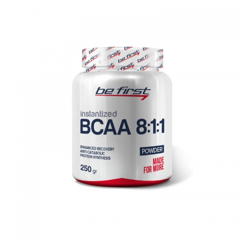 BCAA 8:1:1 powder Be first (250 г)