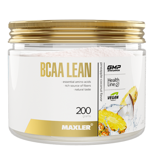 BCAA Lean Vegan (200 г) Maxler