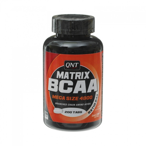 BCAA Matrix 4800 (200 таб) QNT