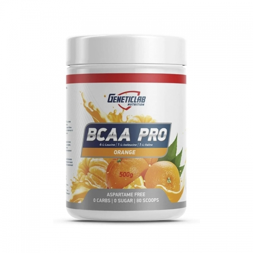 BCAA PRO (500 г) Geneticlab