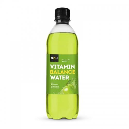 Спортивная вода Balance со вкусом