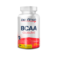 Bcaa 120 caps Be first