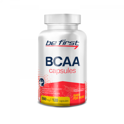 BCAA Be first (120 капсул)
