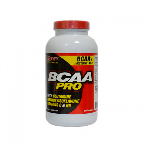 BCAA Pro SAN (150 капсул)