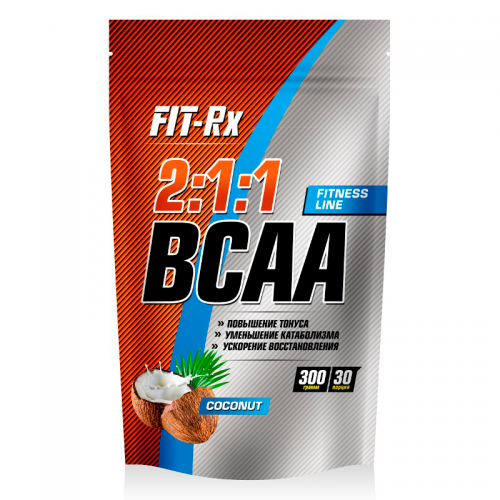 BCAA 2:1:1 Fit-Rx (300 г)