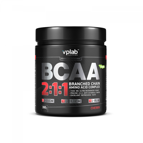 BCAA 2:1:1 300 gr VP Lab