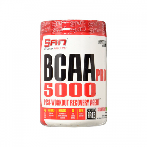 BCAA-Pro 5000 345 gr SAN