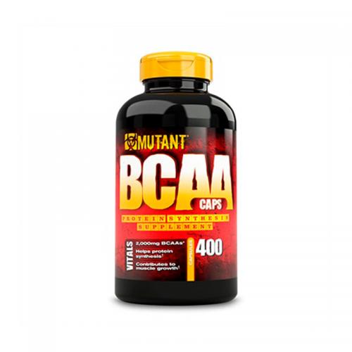 BCAA Mutant (400 капсул)