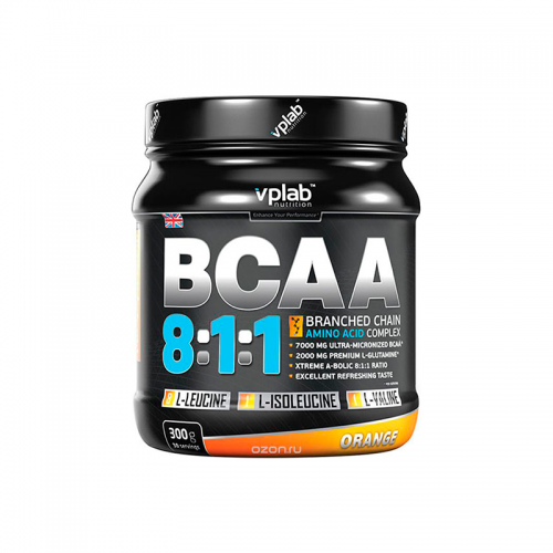 BCAA 8:1:1 VP Lab (300 г)