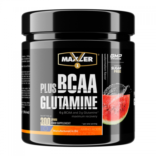 BCAA+Glutamine 300 g Maxler