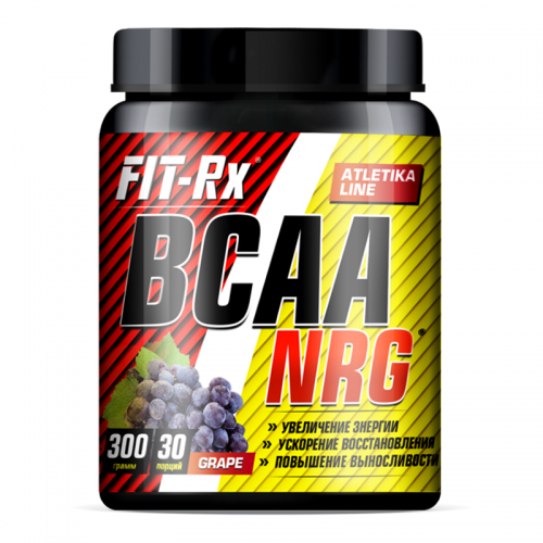 BCAA NRG Fit-Rx (300 г)