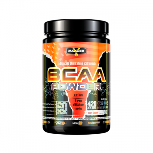 BCAA Powder Maxler (420 г)