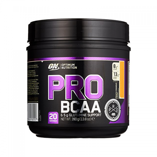 PRO BCAA & Glutamine support (390 г) Optimum Nutrition