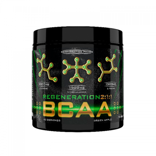 BCAA 2:1:1 Regeneration Pharm (332 г)