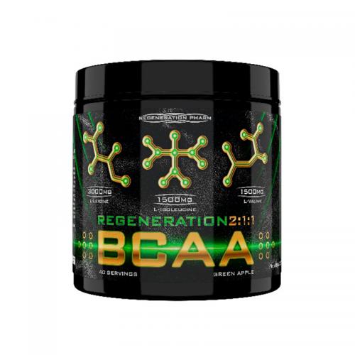 BCAA 2:1:1 332 gr Regeneration Pharm