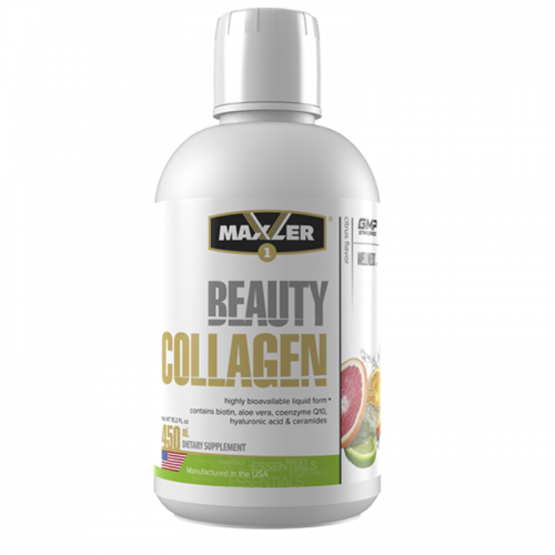 Коллаген Beauty Collagen Maxler (450 мл)