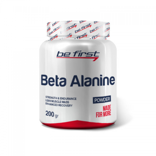 Аминокислота Beta Alanine powder Be first (200 г)