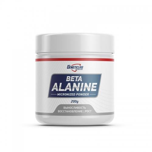 Beta-alanine powder (200 г) Geneticlab