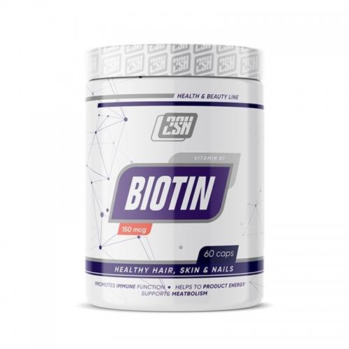 Biotin 150 мкг (60 капс)  2SN