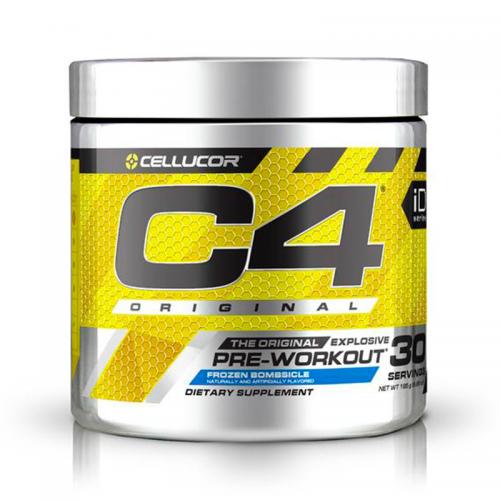 Предтрен C4 Extreme Cellucor (30 порций)