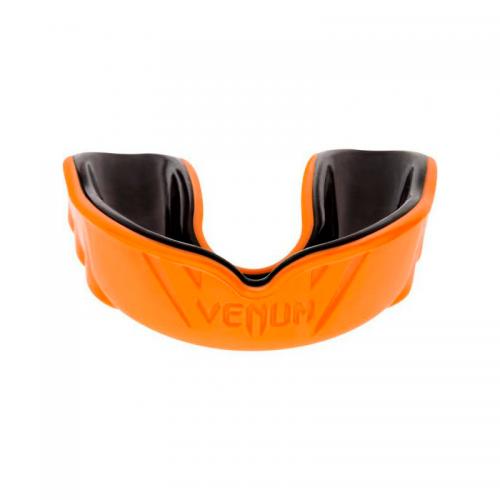 Боксерская капа Venum Черный/оранжевый