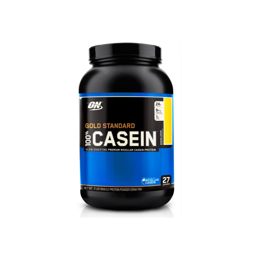 Казеин 100 % Casein Optimum Nutrition (909 г)