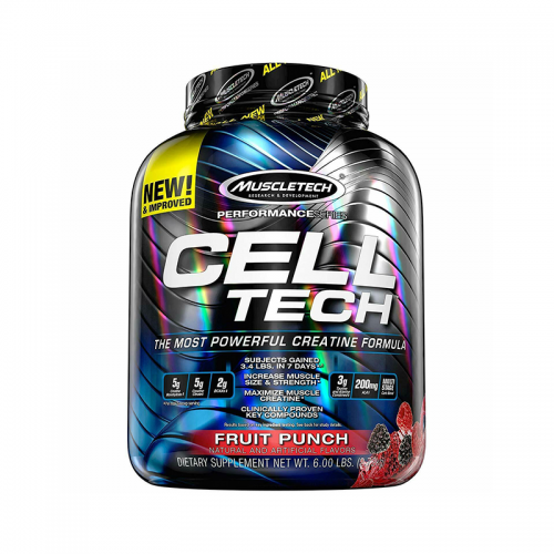 Креатиновый комплекс Cell Tech Muscletech (2720 г)
