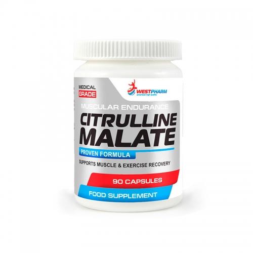 Citrulline Malate (90 кап) Westpharm