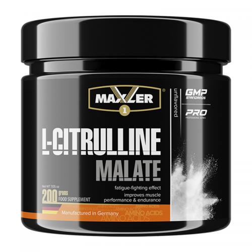 Аминокислоты L-citrulinne Malate Maxler (200 г)