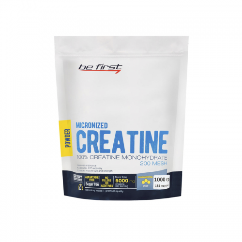 Креатин Be first Creatine (1000 г)