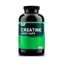 Креатин Optimum Nutrition Creatine (2500 мг, 200 капсул)