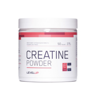 Creatine Powder 275г Level Up