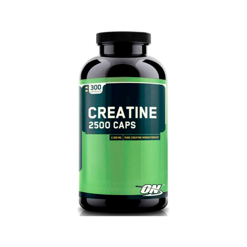 Креатин Optimum Nutrition Creatine (2500 мг, 300 капсул)