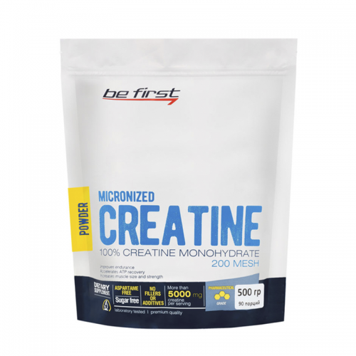 Creatine 500gr Be first