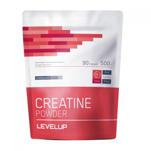 Креатин Level Up Creatine Powder (500 г)