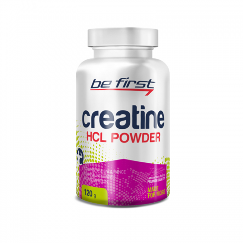 Creatine HCL 120gr Be first