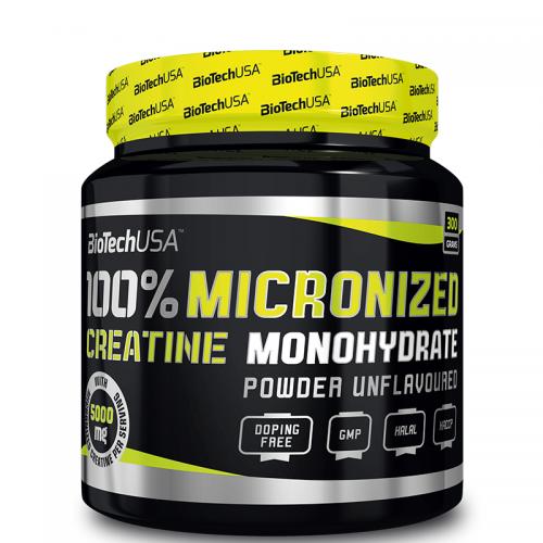 Креатин Biotech USA Creatine Monohydrate (300 г)