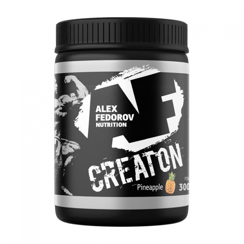Creaton 300 г Alex Fedorov Nutrition